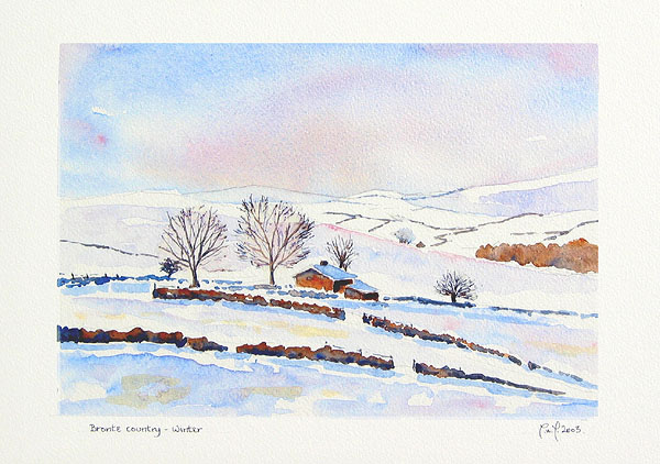 Bronte Country Winter