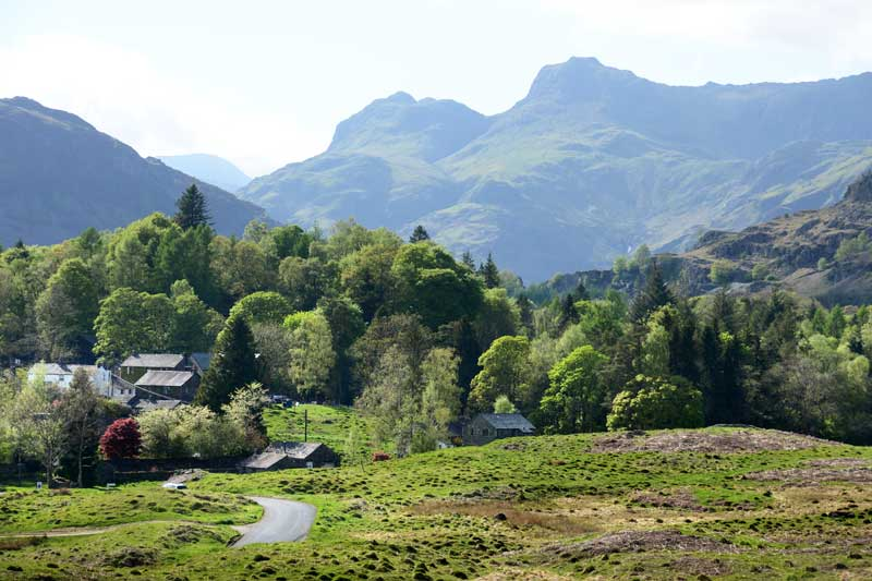 Elterwater and Langdales