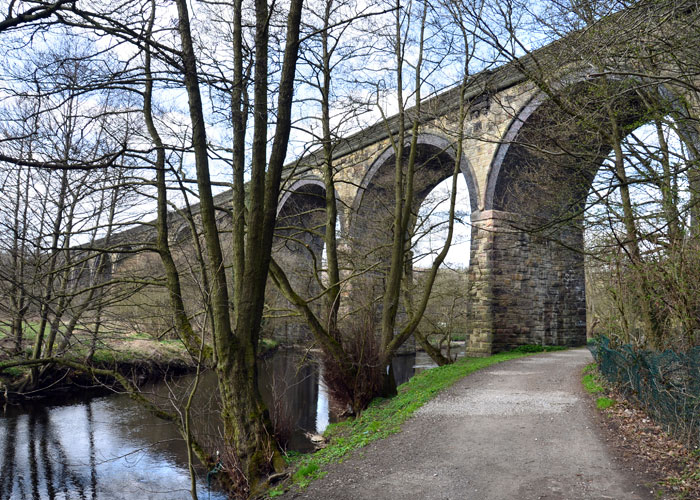New Mills Viaduct