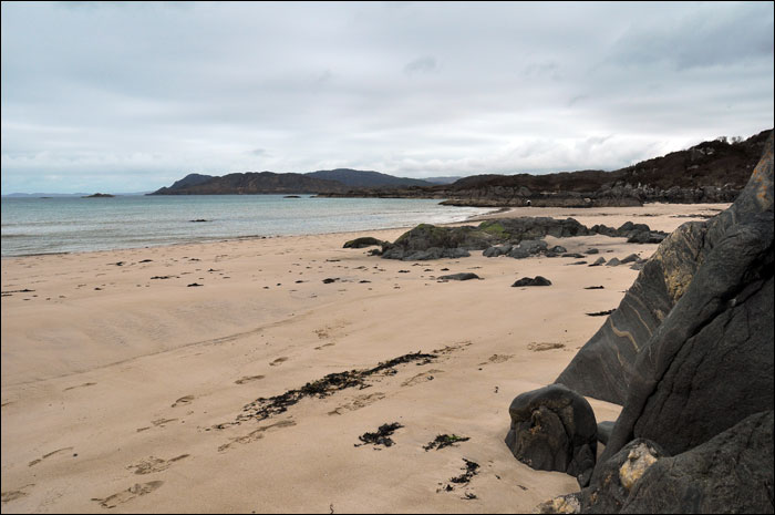 Singing Sands, Kentra Bay - Ardnamurchan
